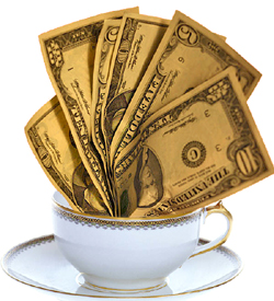 Ритуал на привлечение денег